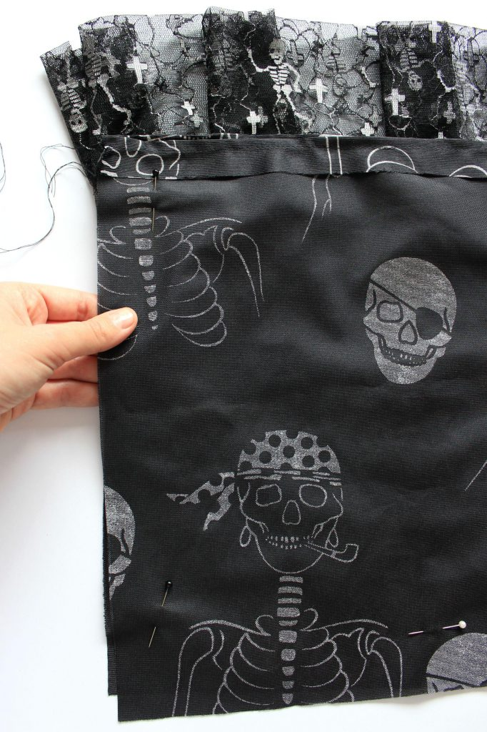sacchetto tessuto fai da te