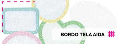 Bordo Tela Aida, scopri la varietà di articoli del nostro reparto passamaneria online.