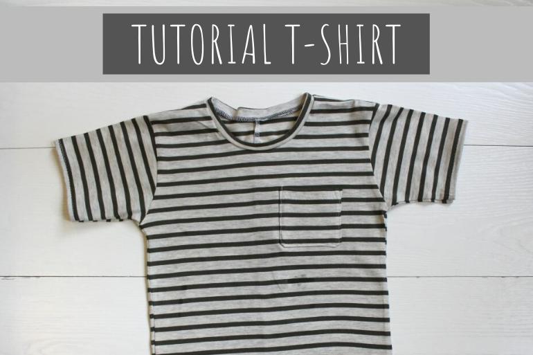 tutorial maglietta estate bambino