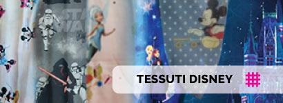TESSUTI DISNEY