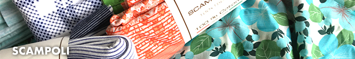 Scampoli di tessuto online adatti per la creazione di abbigliamento e accessori.