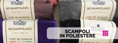 SCAMPOLI IN POLIESTERE
