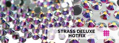 Strass Deluxe Hotfix || Panini Tessuti