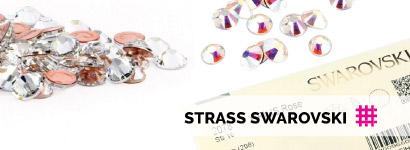 Strass Swarovski || Panini Tessuti