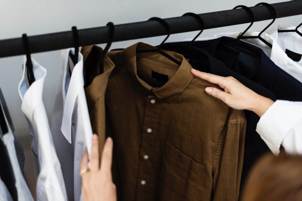 conservare capi di abbigliamento invernale