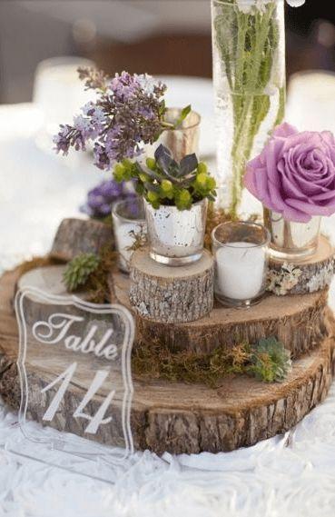 idee decorazione tavola matrimonio
