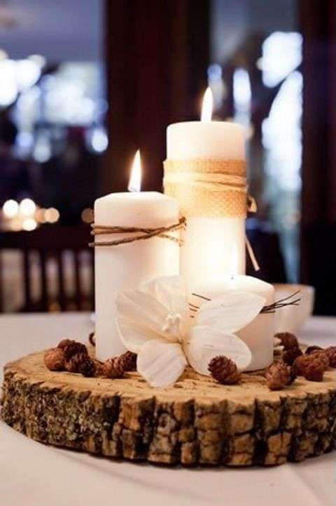 idee decorazione tavolo matrimonio