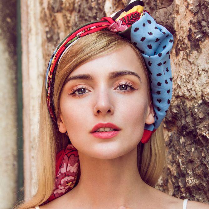 fasce e turbanti estivi