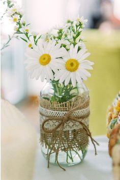 vaso fiori riciclo creativo