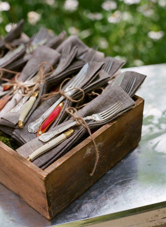 idea stoviglie picnic