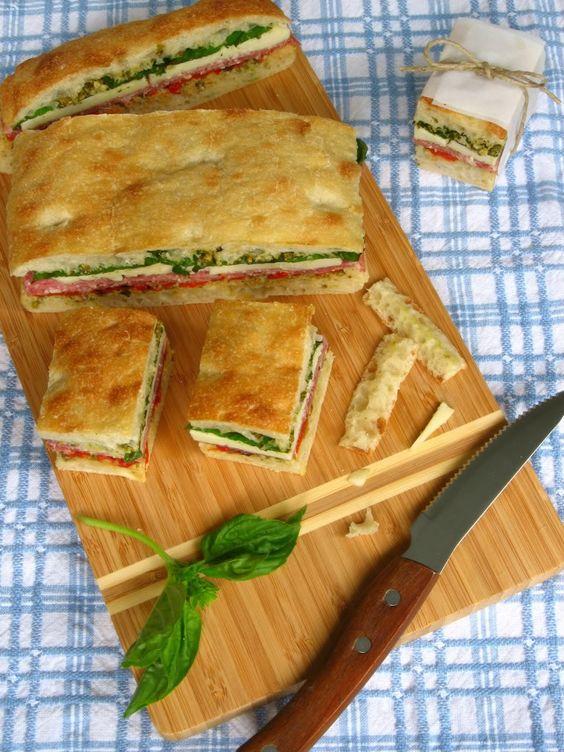 ricette picnic fingerfood