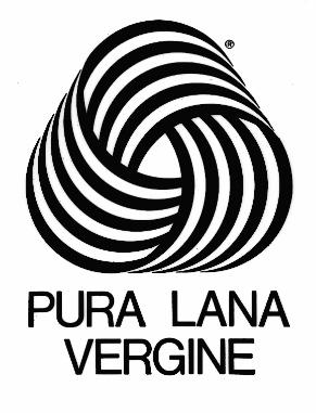 etichetta pura lana vergine