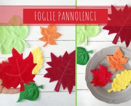 tutorial foglie pannolenci