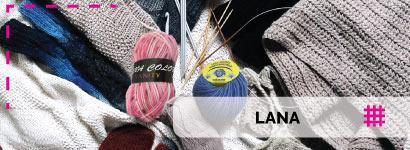gomitoli lana lavoro a maglia