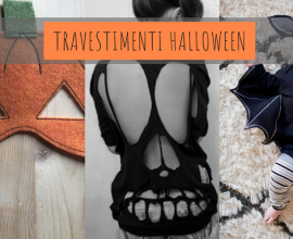 travestimento halloween fai da te idee originali