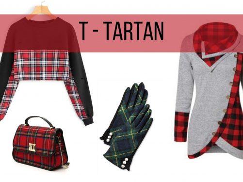 moda tartan abbigliamento invernale