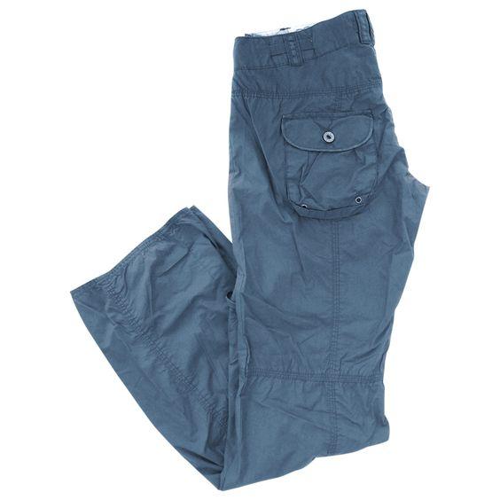 pantalone uomo stropicciato