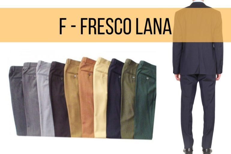 tessuto fresco lana