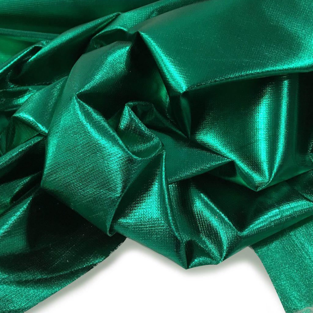 tessuto verde carta cioccolatino
