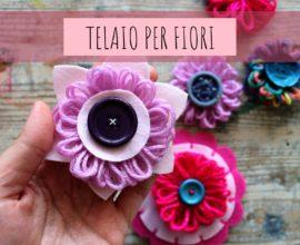 fiori decorativi fai da te per borse e accessori