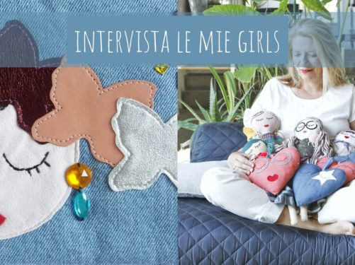 intervista le mie girls cucito creativo