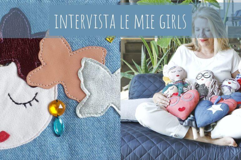intervista le mie girls cucito creativo