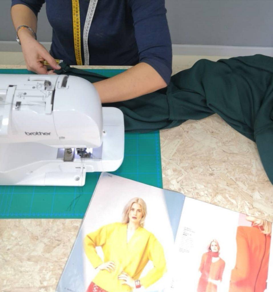 workshop cucito abiti sartoriali