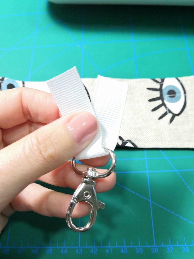 tutorial cucito facile borsello fai da te
