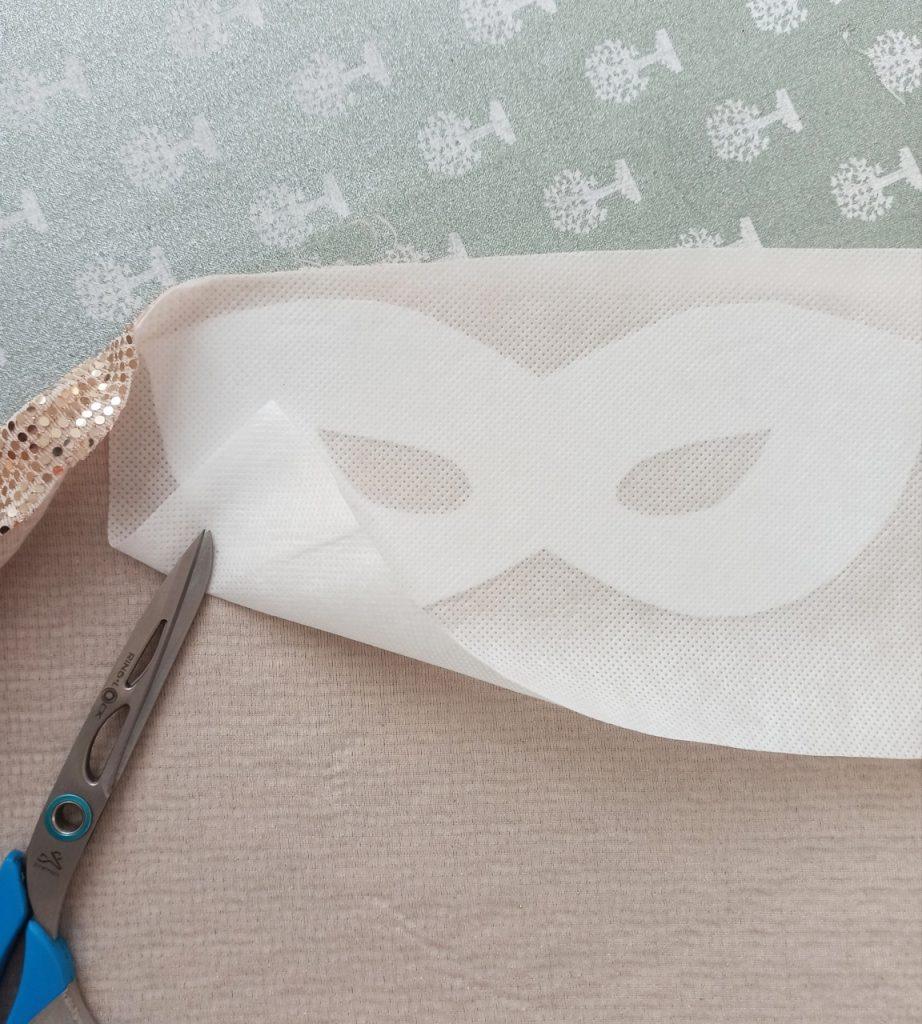maschera veneziana fai da te