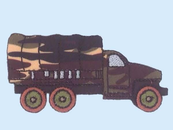 Applicazione Camionetta Militare