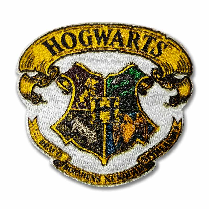 Applicazione Termoadesiva Marbet Harry Potter Hogwarts