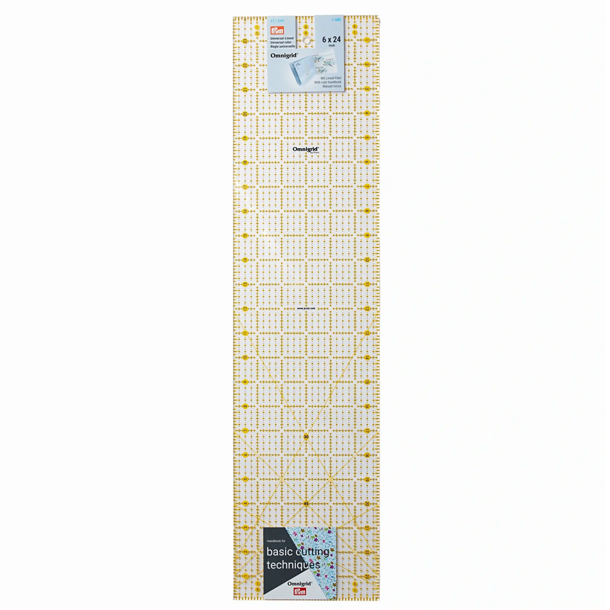 Regolo Prym 6 x 24 inch