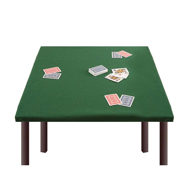 Tovaglia da Quadrata per Tavolo da Gioco con Angoli ed Elastico