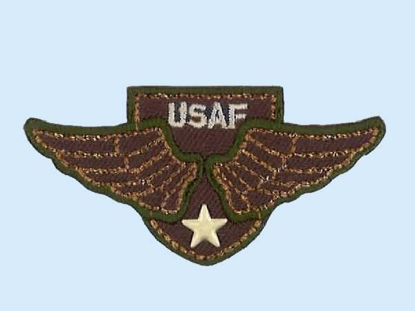 Applicazione Stemma Dorato USAF