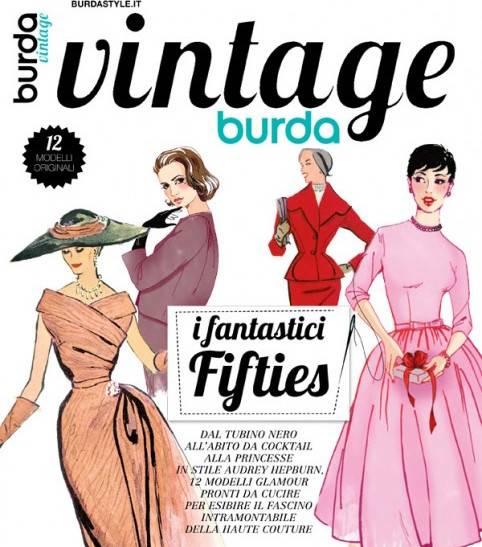 Burda Vintage Anni '50