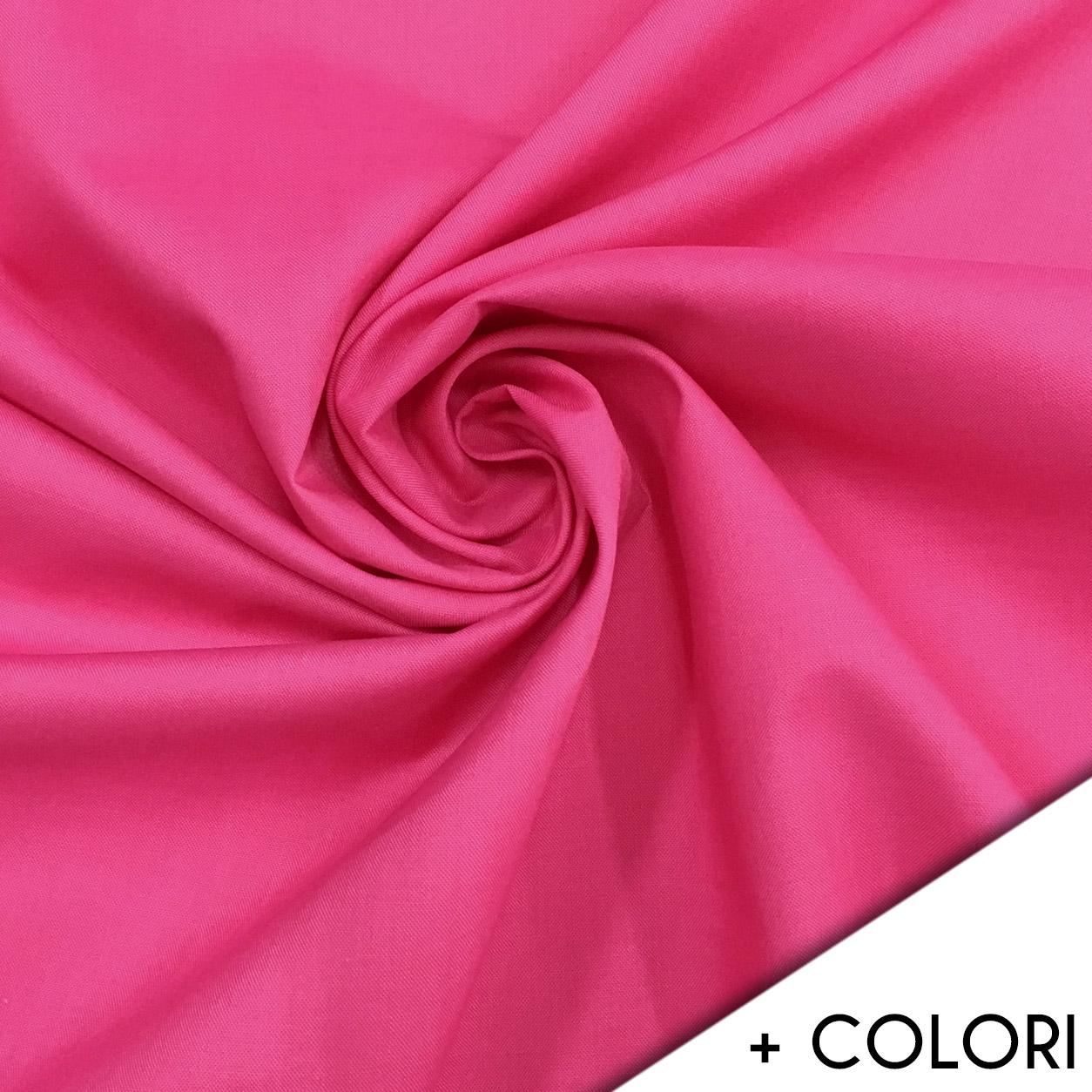 Tessuto Misto Cotone per Abbigliamento