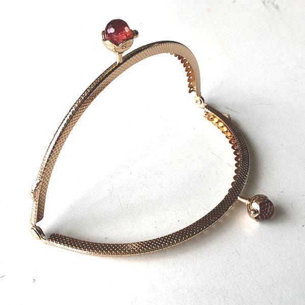 Click Clack Ovale 12,5 cm con Chiusura Oro