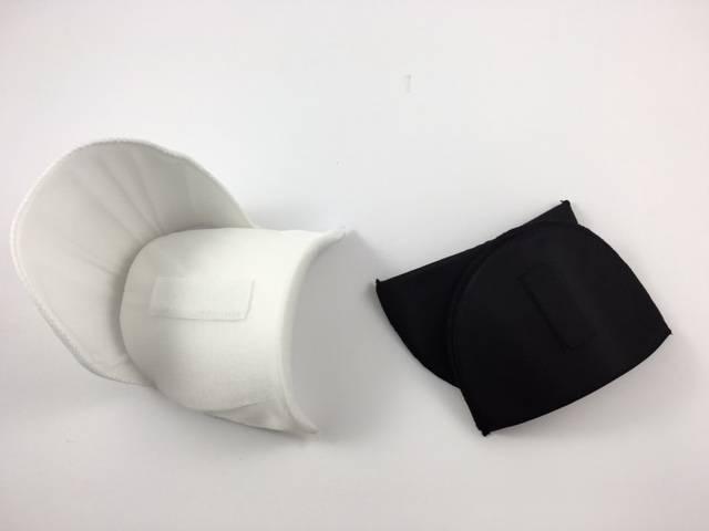Spalline con Velcro