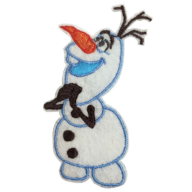 Applicazione Termoadesiva Marbet Disney Frozen Olaf