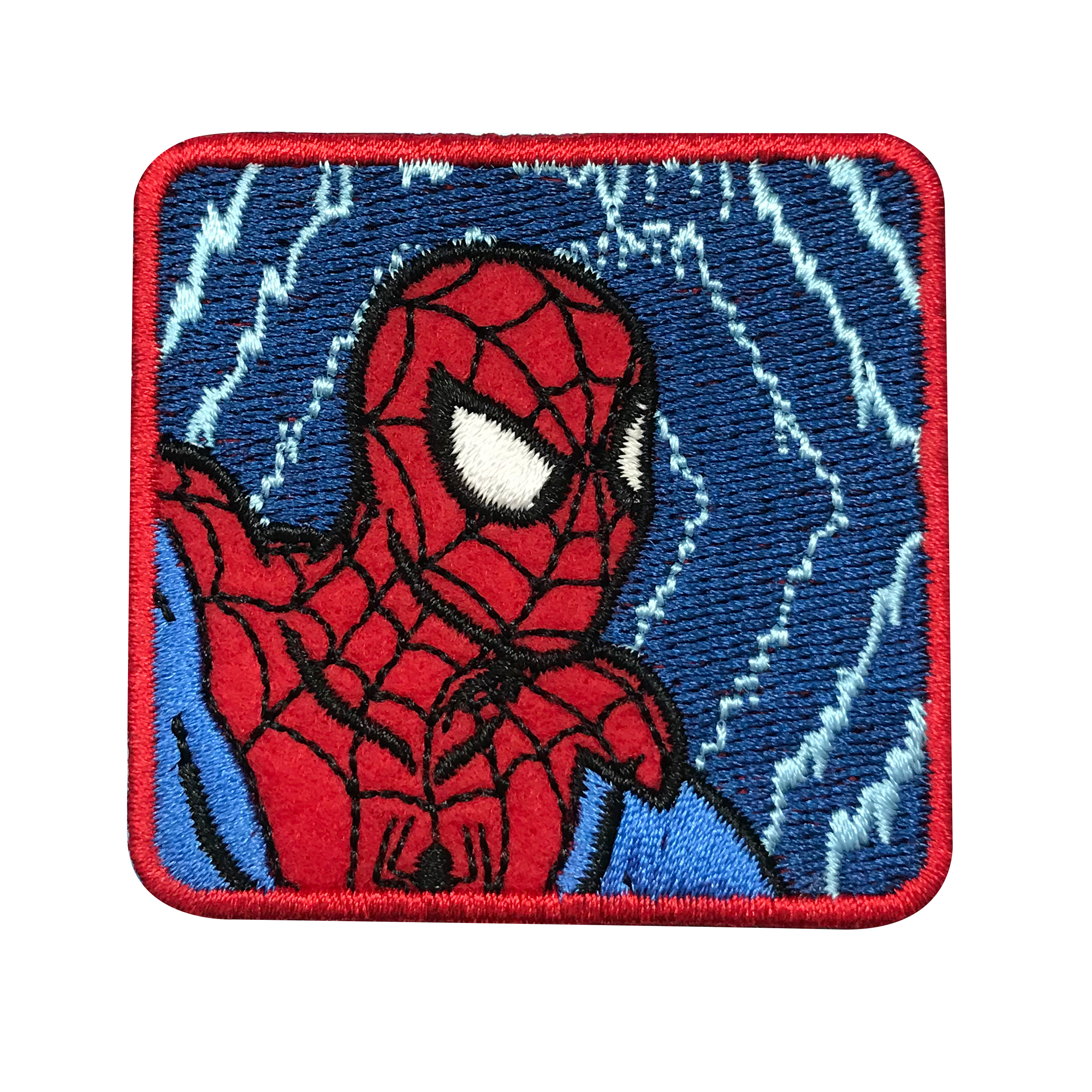 Applicazione Termoadesiva Marvel Spiderman Rettangolare
