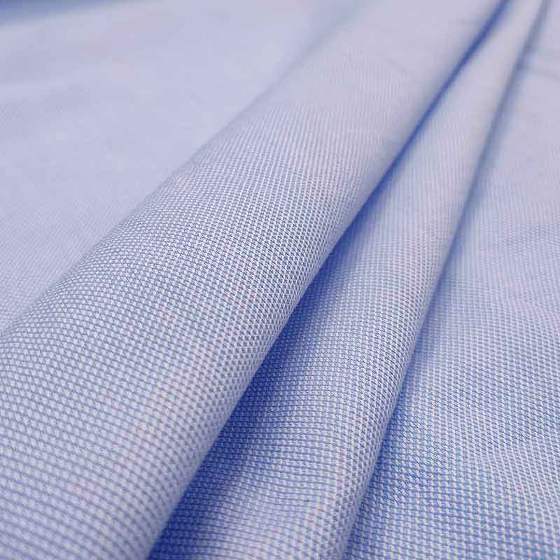 Tessuto Oxford Azzurro