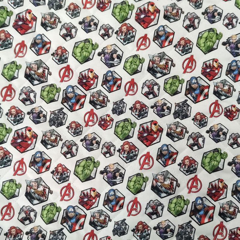 Trapunta Avengers con Logo