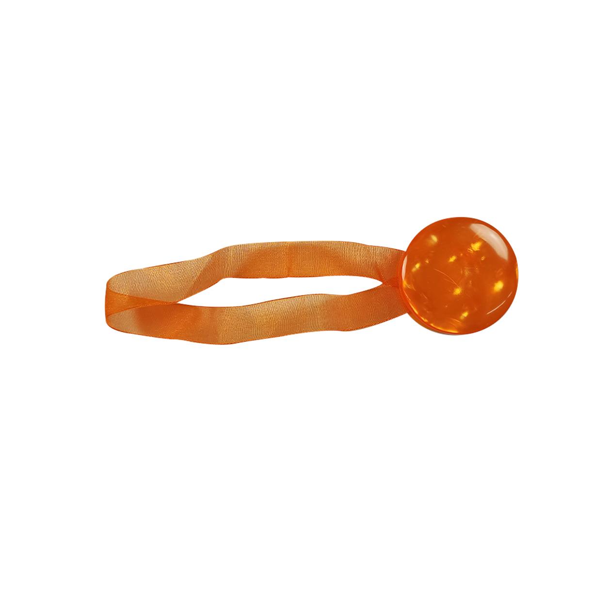Calamita Tende a Bottone - Arancione