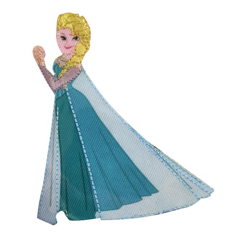 Applicazione Termoadesiva Marbet Disney Frozen Elsa