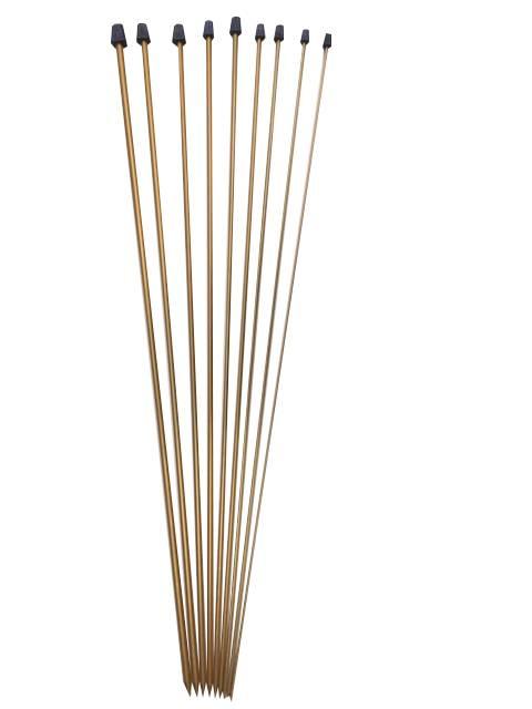 Ferri Maglia in Alluminio Lunghezza 60 cm