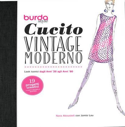 Cucito Vintage Moderno Burda Style