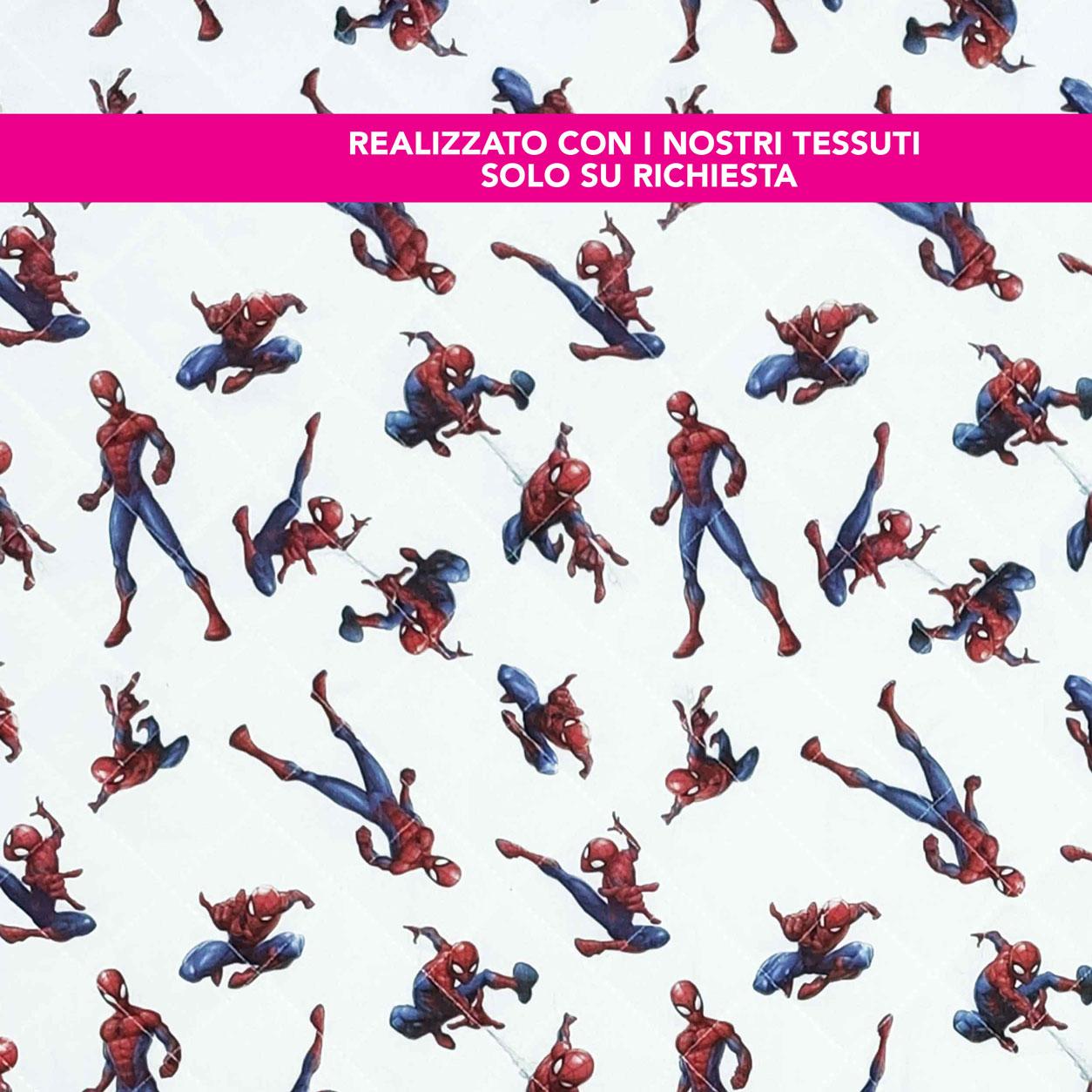Sacco Nanna Personalizzato Spiderman Grande