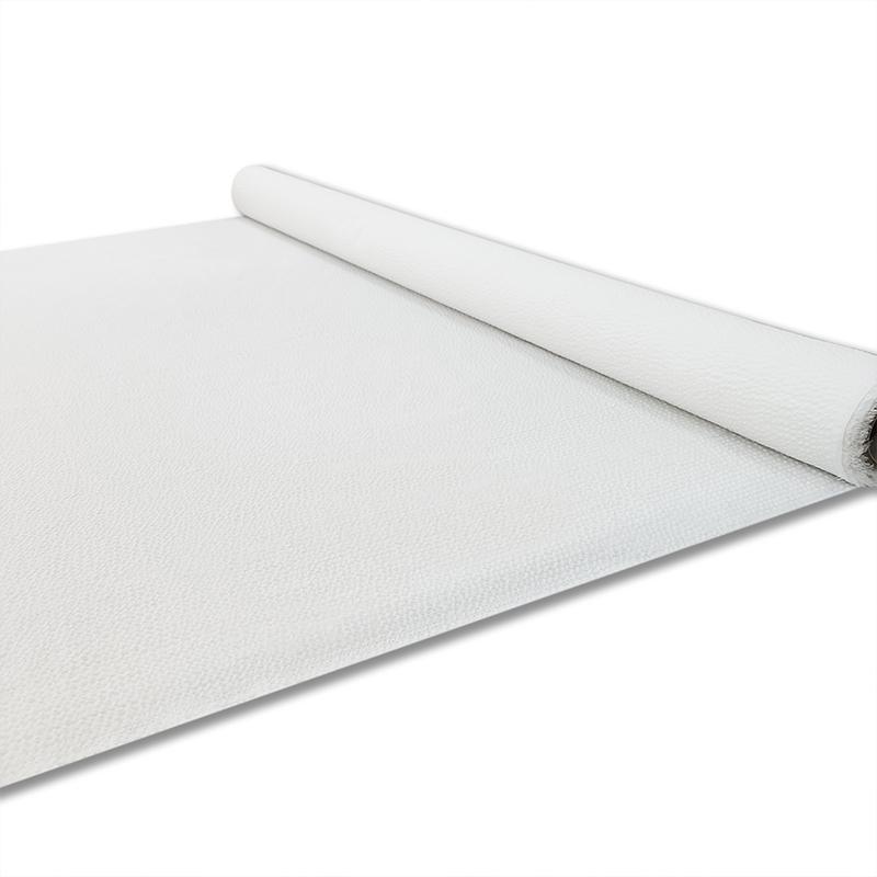 Tessuto Cotone Clo Clo Rigato Bianco