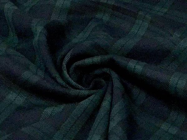 Tessuto Tartan Blu/Verde
