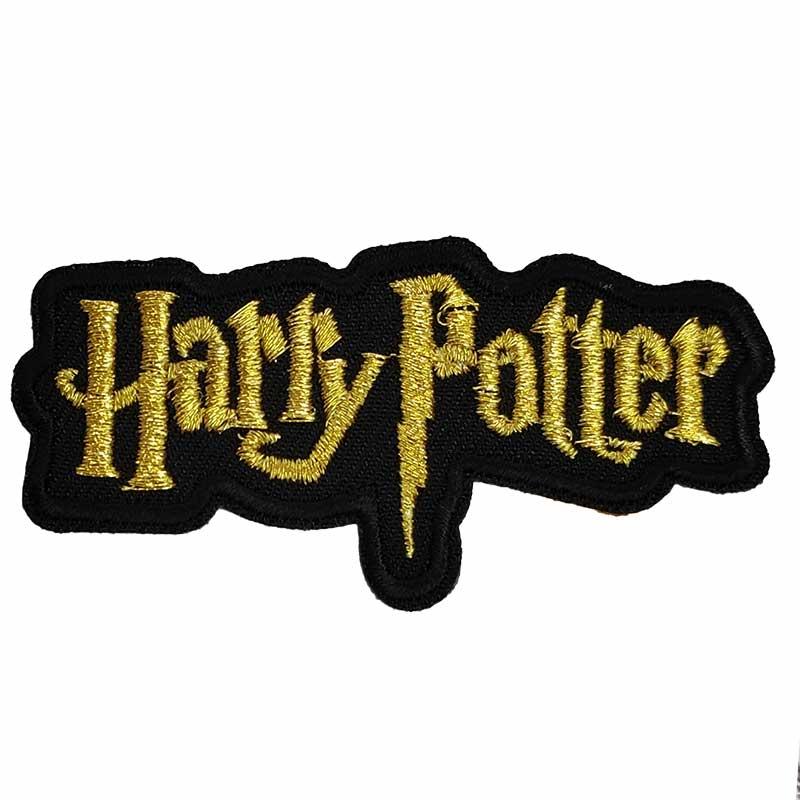 Applicazione Termoadesiva Marbet Scritta Harry Potter